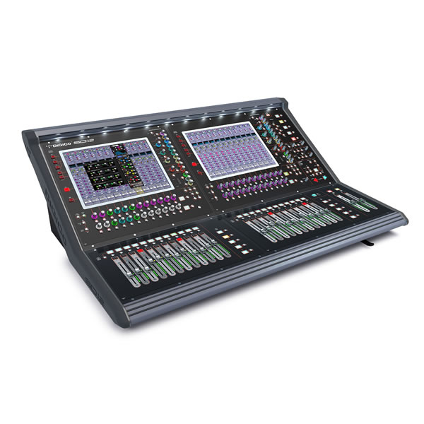 DiGiCo SD12 Digital Console