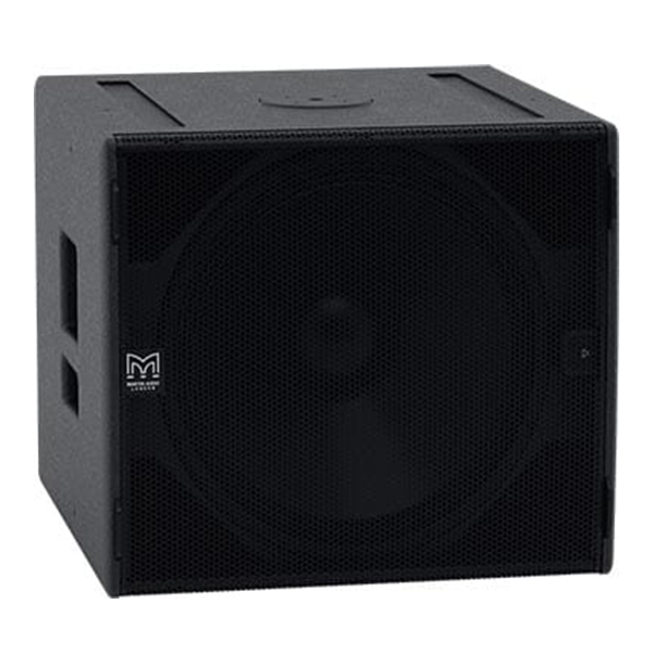 Martin Audio CSX-Live 118 (Powered Subwoofer)