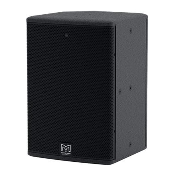 Martin Audio CDD-Live 8 (Powered Speaker)