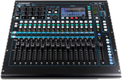 Hire the Allen & Heath QU16, QU24 & QU32 Sound Desks