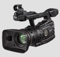 Hire Canon XF305 Professional HD Camcorder